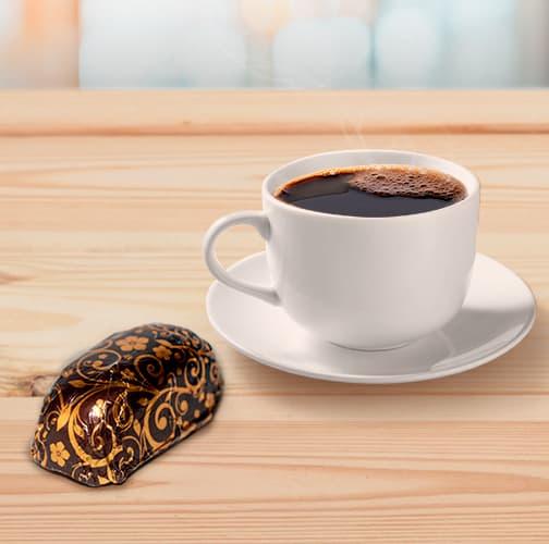 CAFE AMERICANO 8 OZ + CHOCOTEJAS DE PISCO SOUR
