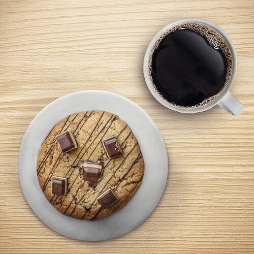 GALLETÓN PRINCESA + CAFÉ