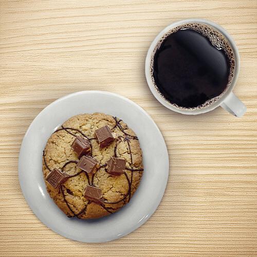 GALLETÓN SUBLIME + CAFÉ